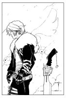 Squall Leonhart by LordMishkin