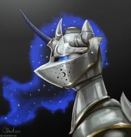 Luna's Armor by duh-veed