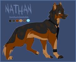 Nathan Reference by Soldjagurl