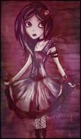 Gothic Isabella by HelenFlame