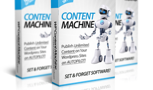 WP Content Machine Review by jackdbz