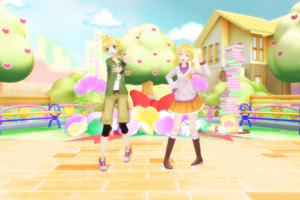 {90 Watchers Gift} Like, Dislike Rin and Len {DL} by HarukaSakurai