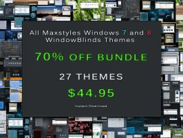 Maxstyles 70% Off sale by vStyler