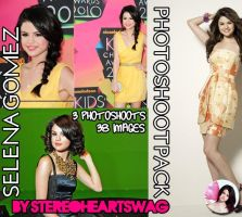 Selena Gomez Photoshoot Pack by StereoHeartSwag by StereoHeartSwag