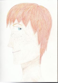 Fred Weasley by NessaMahtar