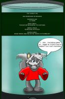 Transformation Subject 001: Charlie (Page 5) by Bakuda-Son