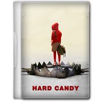 Hard Candy (2005) Movie DVD Icon by A-Jaded-Smithy