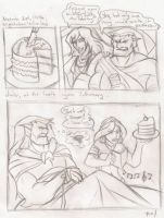 Thailog's Birthday II -Pencil by DTaina