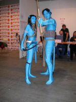 Avatar cosplay 2 by 14th-division