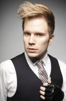 Patrick Stump - Poster by R-Clandestin