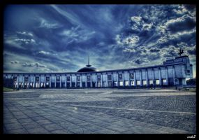 At the Victory Park HDR by ISIK5