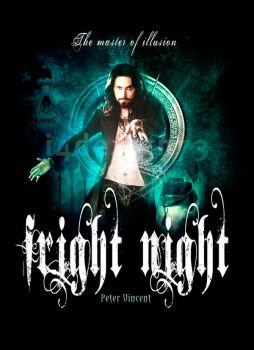 The Master Of Illusion (Fright Night) by i4dezign73