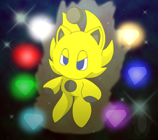 Now I'll show you - Chao Style by Zipo-Chan