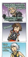 KH3DSSpoof: X marks a know it all by jojo56830