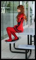 Otakon 2011 - Eva 08 by greenjinjo
