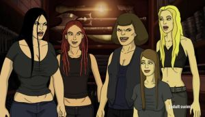 Metalocalypse?? by ZarnitZoey