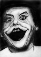 The Joker - Jack Nicholson by DookieAdz