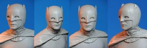 Tweeterhead Batman headsculpt by TrevorGrove