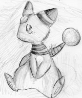 Ampharos .: OC Maybe...:. by 1Apple-Fox1
