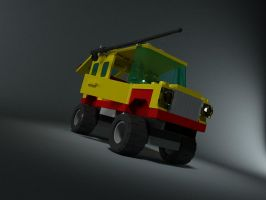LegoCar by TeXual
