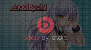 Angel Beats By Dre Remake 1 by wrtbot54