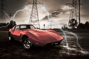 Greased Lightning by theCrow65
