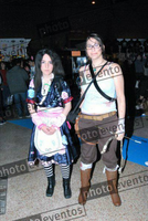 I MangaFest (Sevilla, Spain) - Lara Croft Ft Alice by ArantxaCosplayer