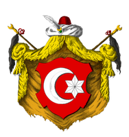 Insignia of the Great Turk (Germany, 1870) by Raubritter