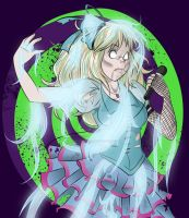 Mad T Virus Alice by Robo-Mushroom