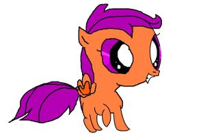 .:Scootaloo:. by ppgblossom678