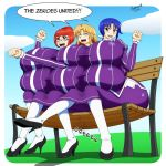 (COM) Zeroes United by Oxdarock