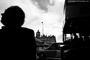 Waiting in edinburgh by Luca-De-Bellis