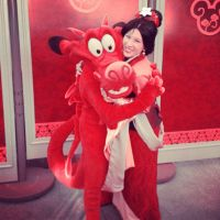 Mulan and Mushu- Best Friends by ScarletRainXlll