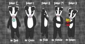 Badger Army by Sylars-Apprentice