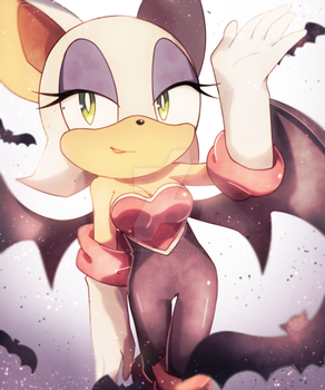 Rouge by Baitong9194