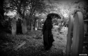 The Last Mourner by Estruda