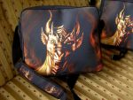 Dragon satchel 2 by Eva-the-DragonLady