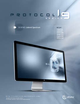 Protocol 19 Glaucous Blue by submicron
