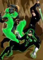 crossover 3: the torchbearers by Hawkmac