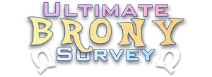 The Ultimate Brony Survey 2012 by Supuhstar
