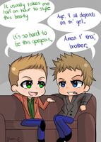 Connor and Dean by 080895