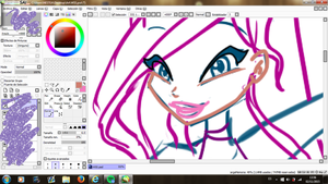 WIP :D by Cristalinawinx