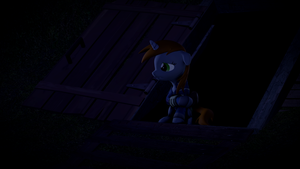 Leaving the Stable - Why Do I Have to Be Alone? by argodaemon