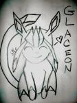 Requested : Glaceon by shadowmistgirl