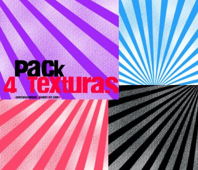 Pack 4 texturas by LovatoxGlamour