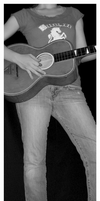 Guitar and I by jwall77