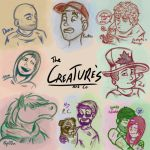The Creatures and Co. Sketchydoodle by ThePsychoDragon