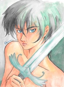Caska Watercolor by ODesigner