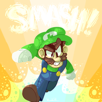It's Time for Us to Motherfuckin' SMASH! by Kateboat