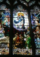 Denver Cathedral Window 19 by Falln-Stock